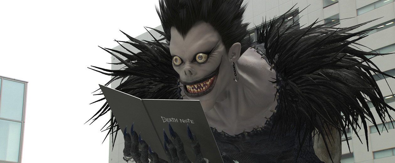 Digital Frontier Cg Making Death Note Tv Series Page01
